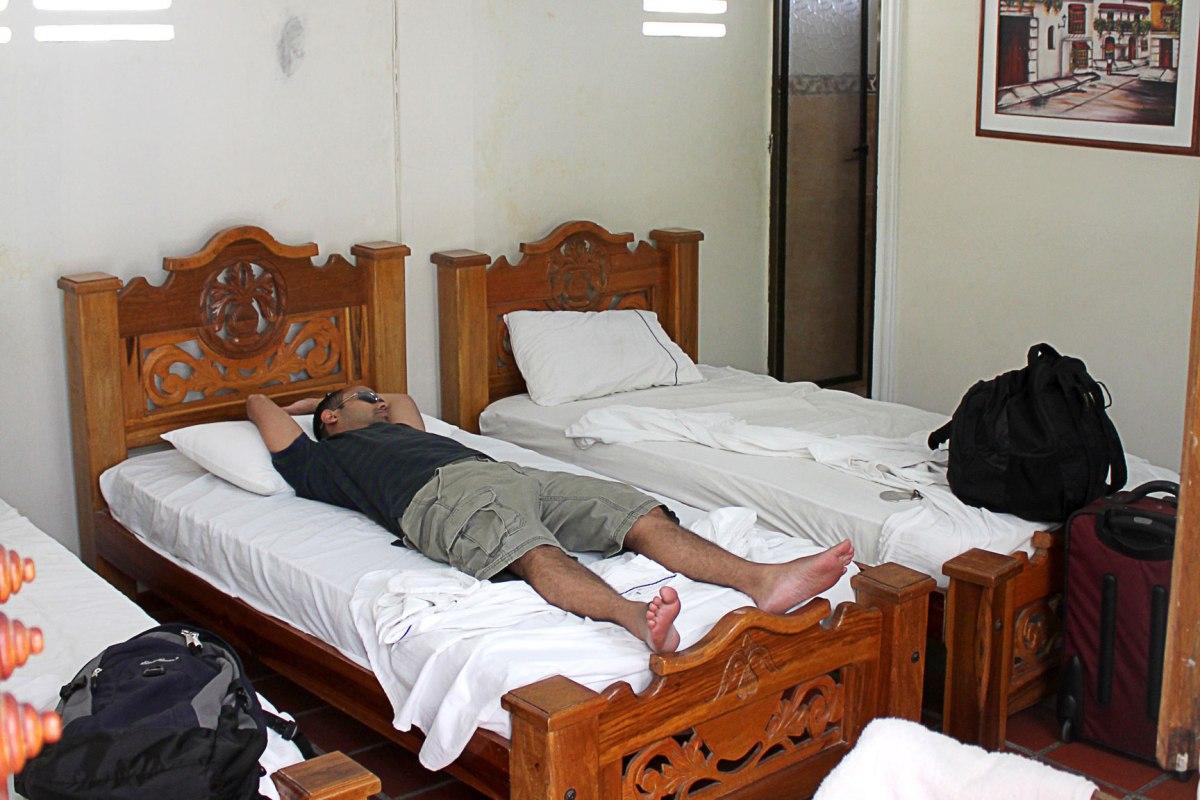 Hostel Review: Hostal Casa Baluarte, Cartagena (Colombia)