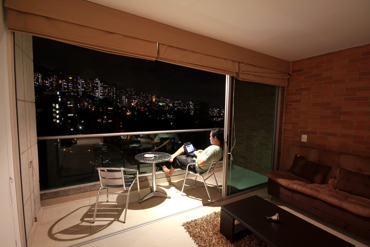 Hotel Review: Blux 901, Medellin (Colombia)