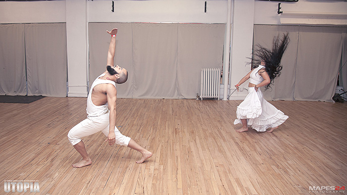 afro caribbean latin dance performance at utopia