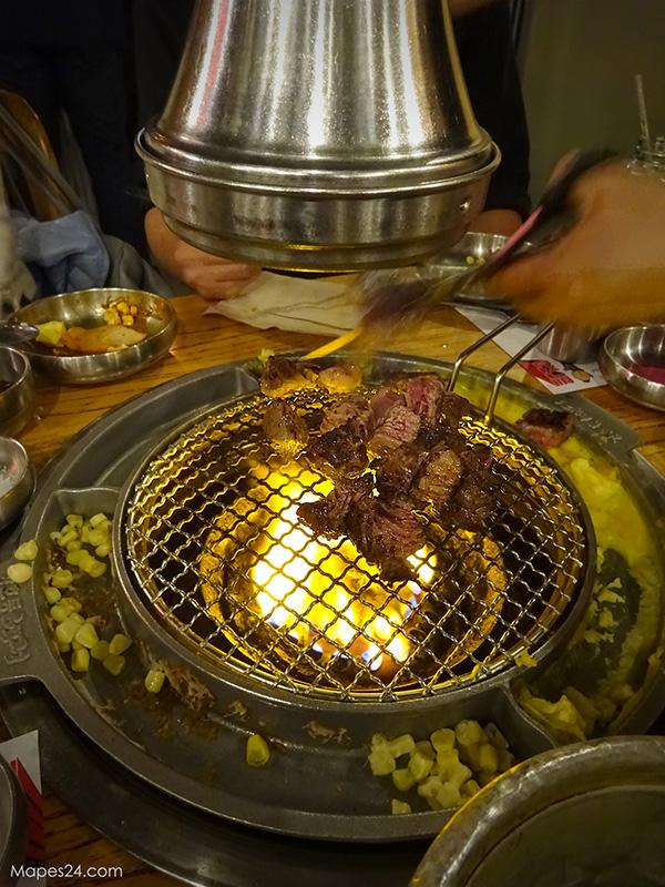 kang hodong baekjeong nyc prime ribeye steak