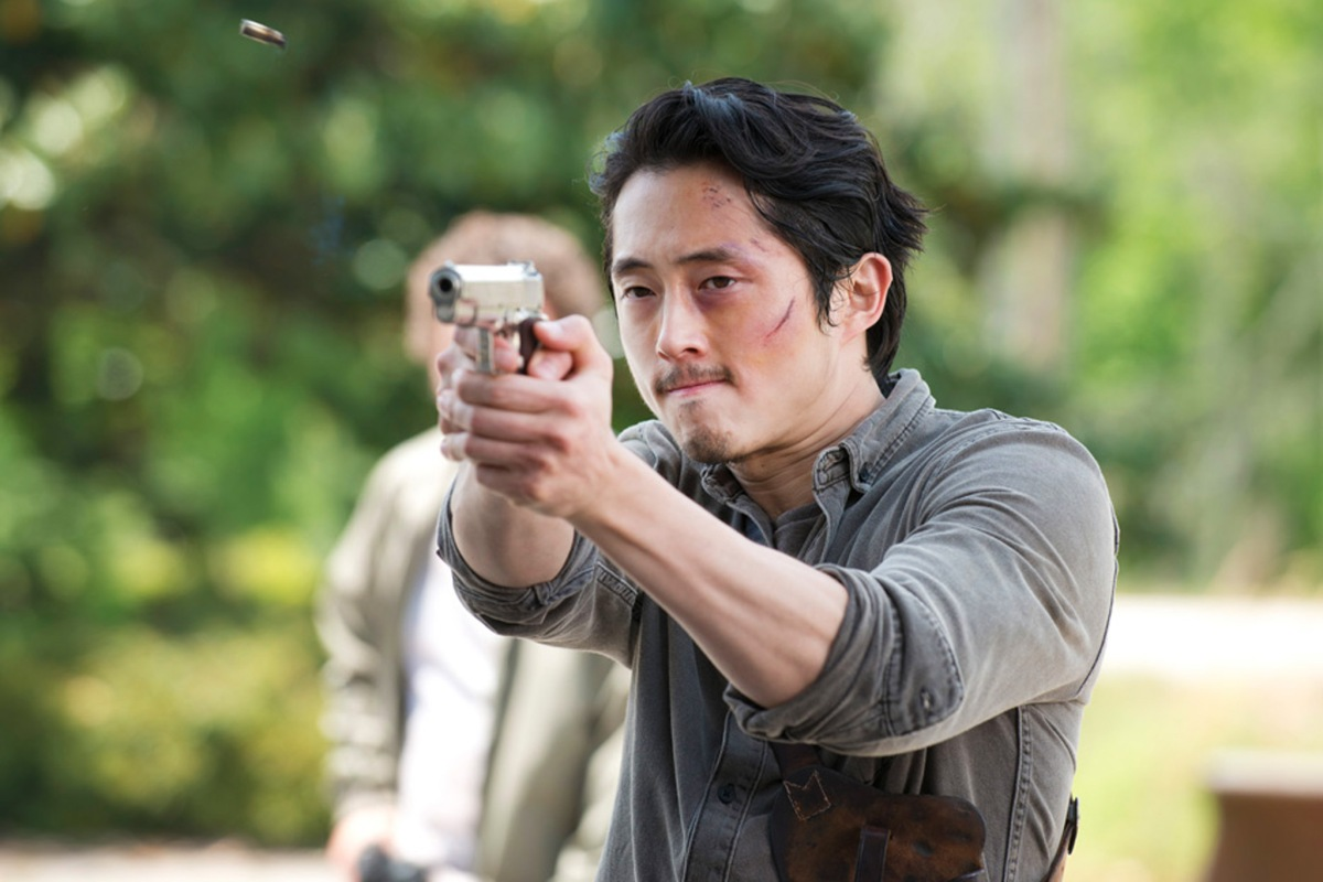 The Anatomy Behind Why It Wasn't Glenn (The Walking Dead)
