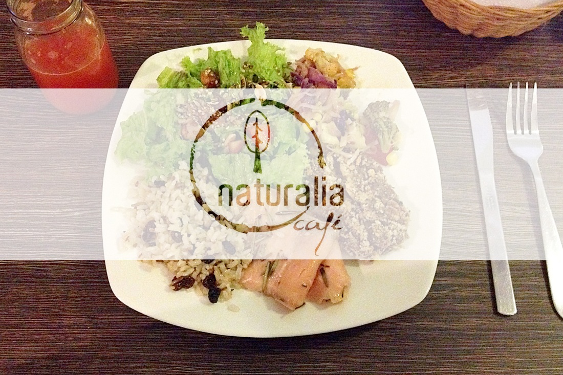healthy food at naturalia