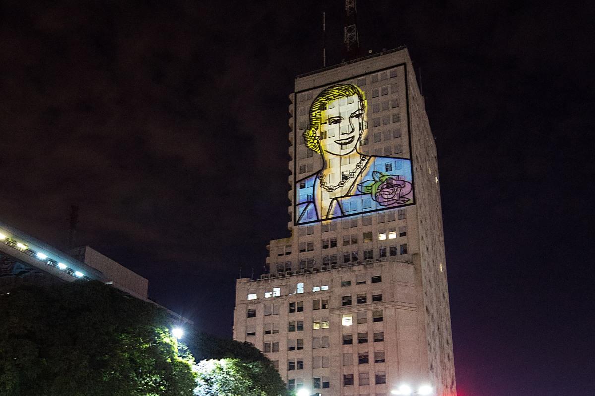 Foto Fridays: Evita (Buenos Aires)