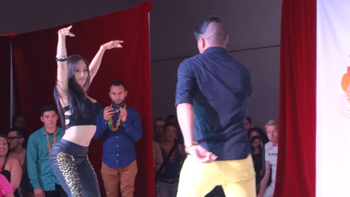 Performance Videos from the 2016 LA Summer Bachata Festival (Los Angeles)
